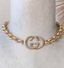 Load image into Gallery viewer, Leona Gucci Hardware Necklace
