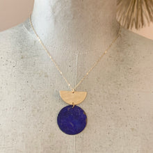 Load image into Gallery viewer, Full Moon Necklace no2