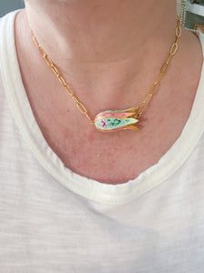 Tulip Field Necklace No2