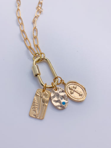 Relic Charm Necklace
