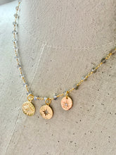 Load image into Gallery viewer, Traveler Compass Necklace