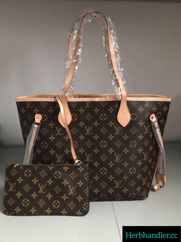 Double H LV handbag set