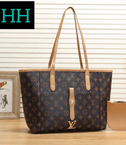 HH Brown LV Handbag