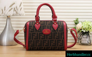 Double H Fendi Red Handle