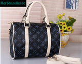 Double H Mono LV Handbag
