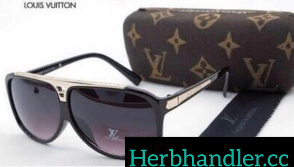 HH LV Black Sunglasses