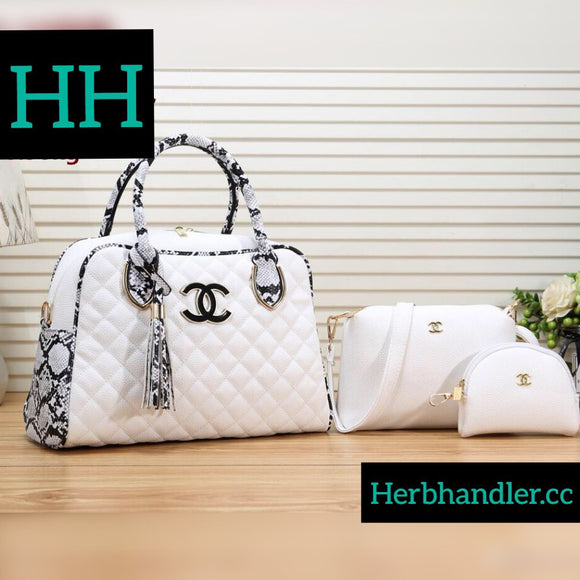 Double H Chanel Handbag
