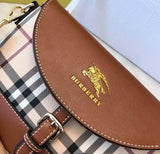 Double H Burberry Handbag