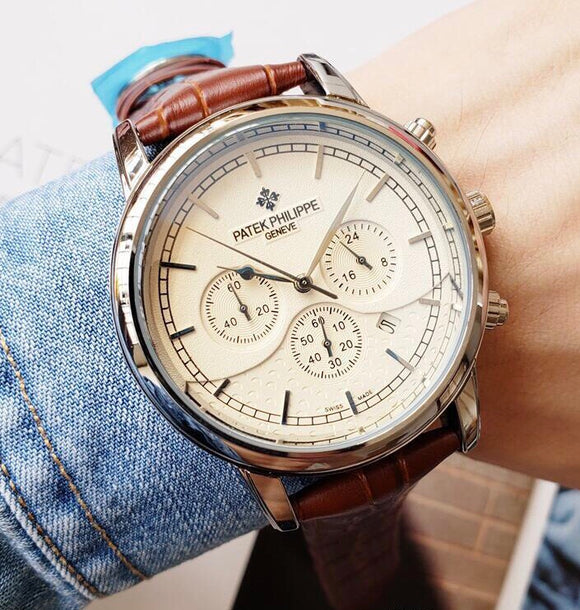 HH Brown Patek Philippe