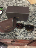 HH T Ford Brown Sunglasses