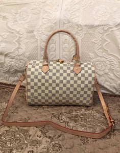 Double H Speed Lv Handbag