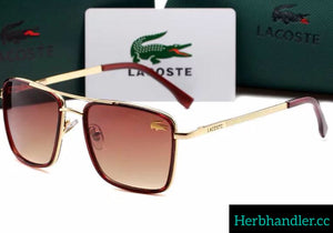 HH Lacoste Aviator Sunglasses