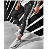 Double H Striped Fit Joggers