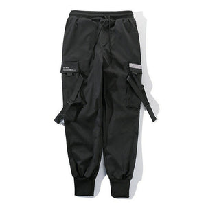 HH Black Metal Tech Joggers