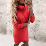 HH Knit Sweater Dress