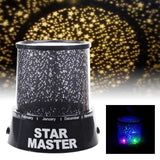 HH LED Galaxy Projector
