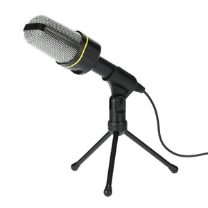 HH Microphone with tripod Studio Edition