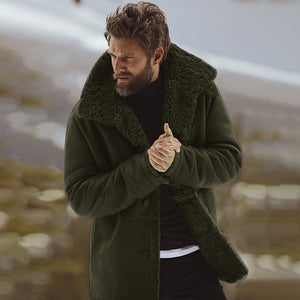 HH Wool Lined Thick Coat