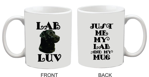 LAB MUG 11oz Coffee Mug