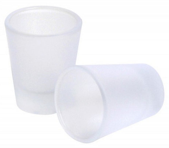 Frosted Shot Glass 1.5oz (6)