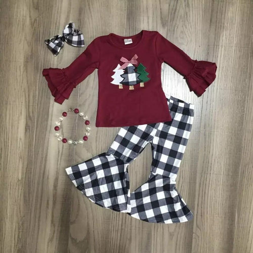 Oh Christmas Tree 4 Piece Set