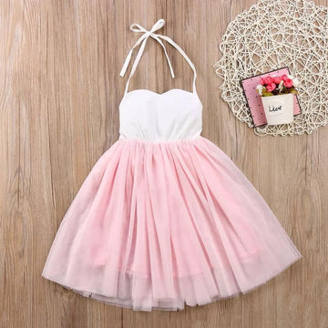 Pretty in Pink Tulle Dress