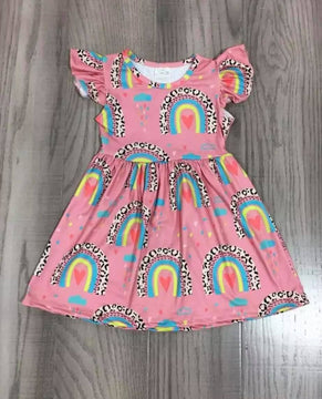 Pink Over the Rainbow Dress