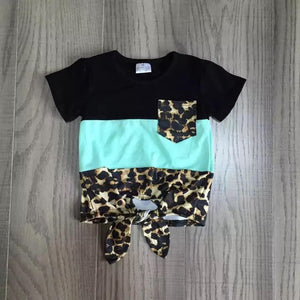 Wildest Leopard on the Block Tee