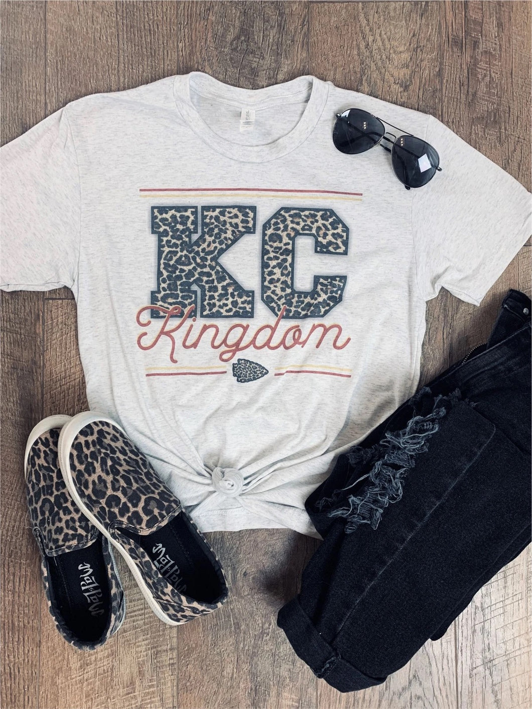 KC Kingdom Tee
