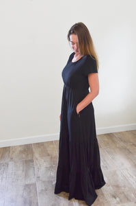 The Mama Maxi in Midnight