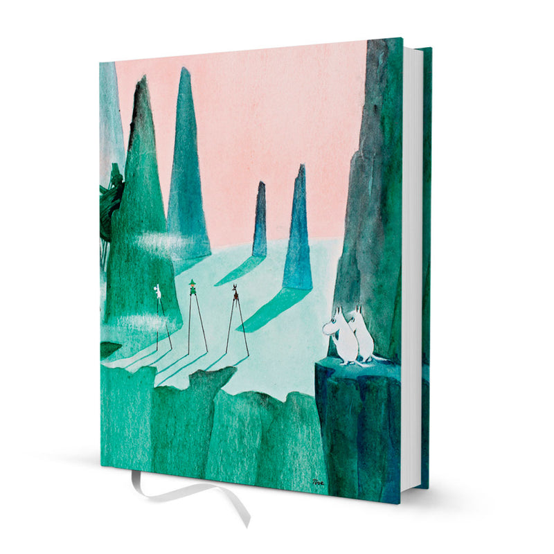 Moomin Notebook A5 Comet in Moominland