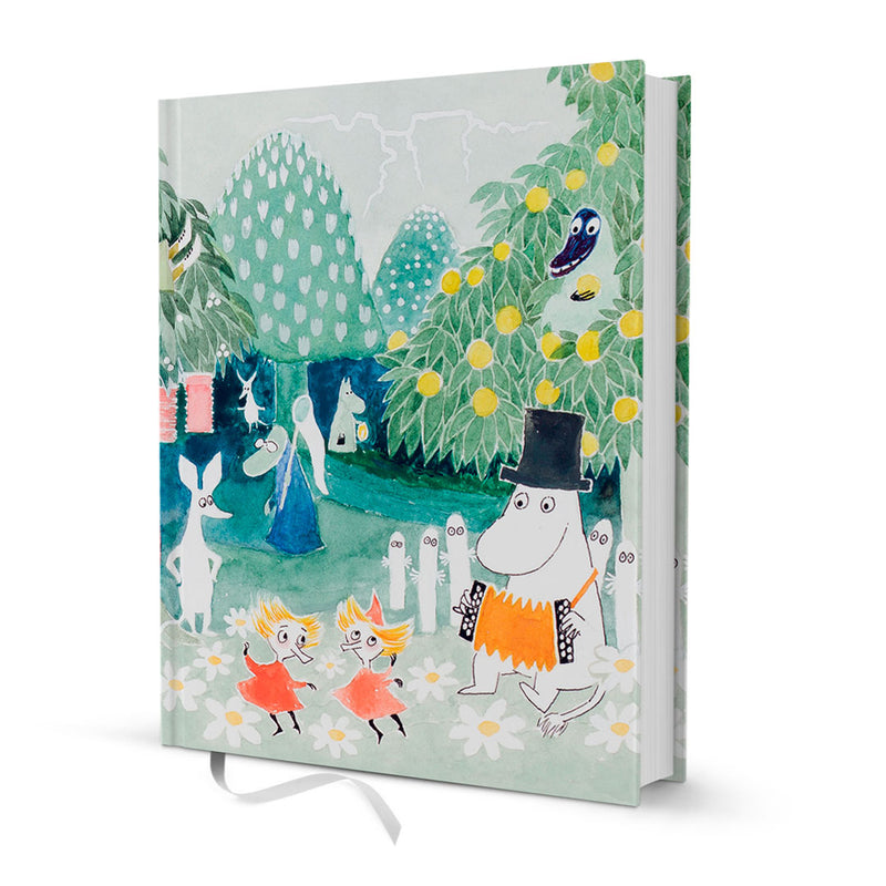 Moomin Notebook A5 Hotgoblin's Hat
