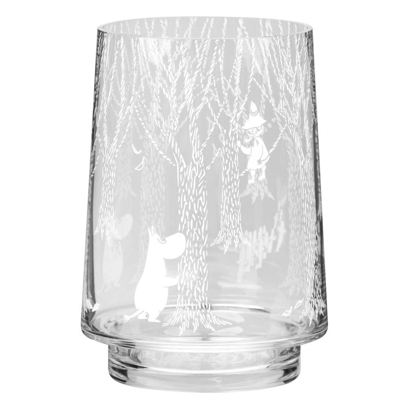 Moomin In the Woods Candle Holder / Vase 20cm