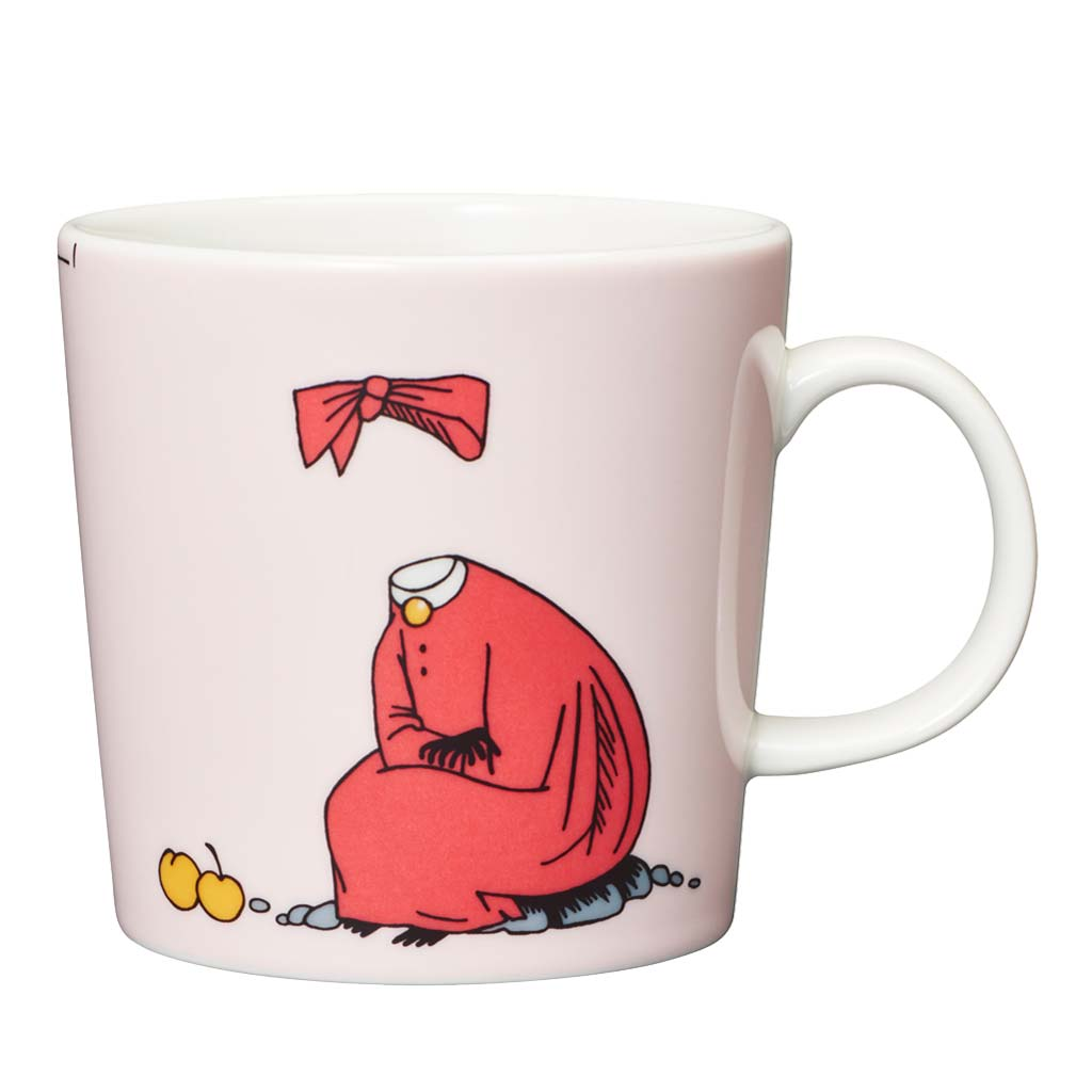Ninny The Invisible Child Moomin Mug