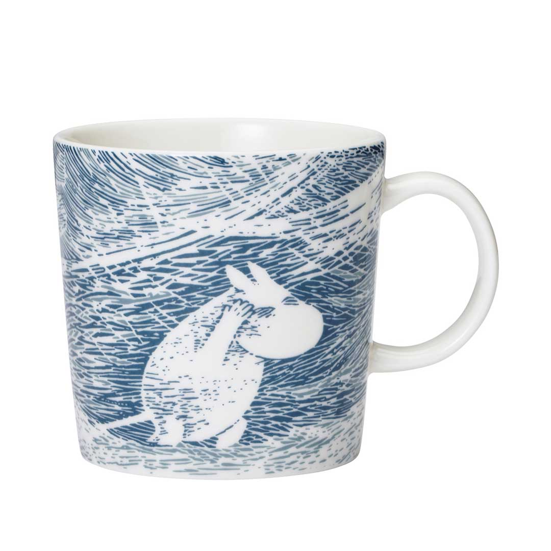 arabia moomin winter mug 2020