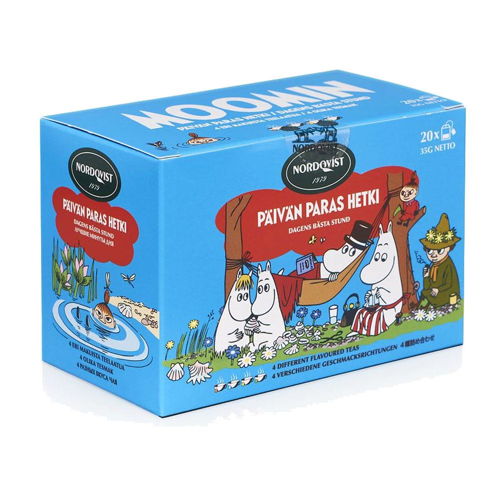 Best Moment Moomin Tea Set by Nordqvist