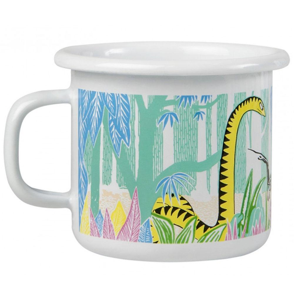In The Jungle Moomin Enamel Mug 2,5DL by Muurla
