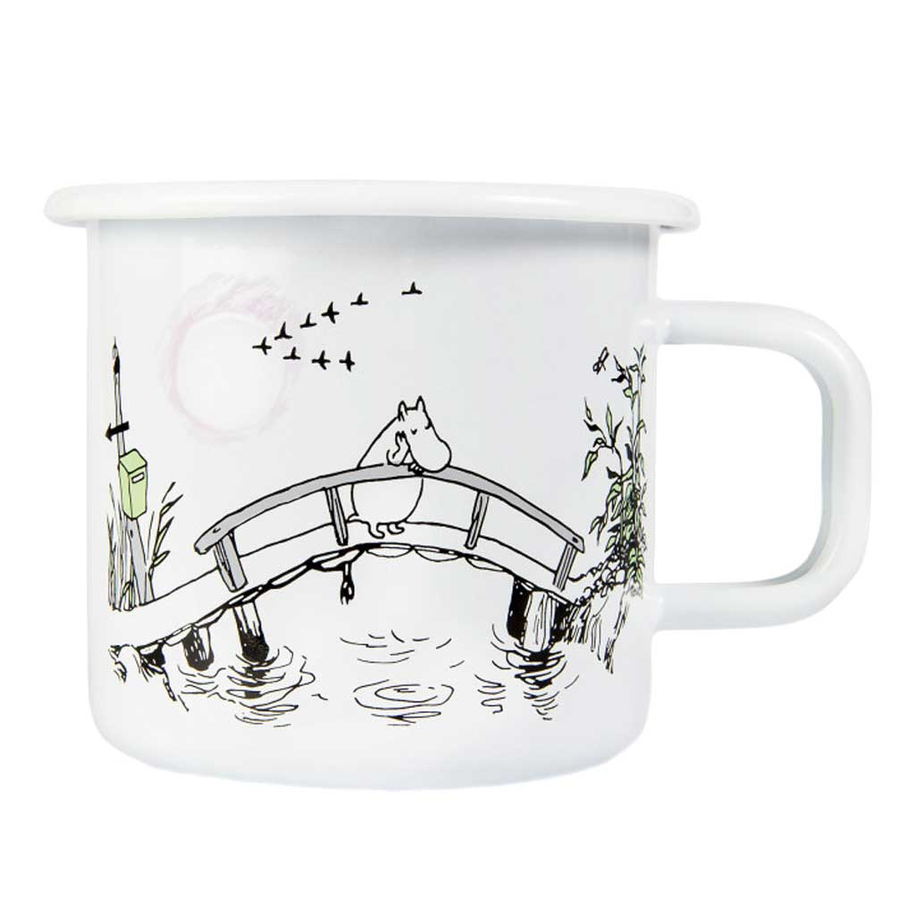 Originals Missing You Moomin Enamel Mug 3,7dl