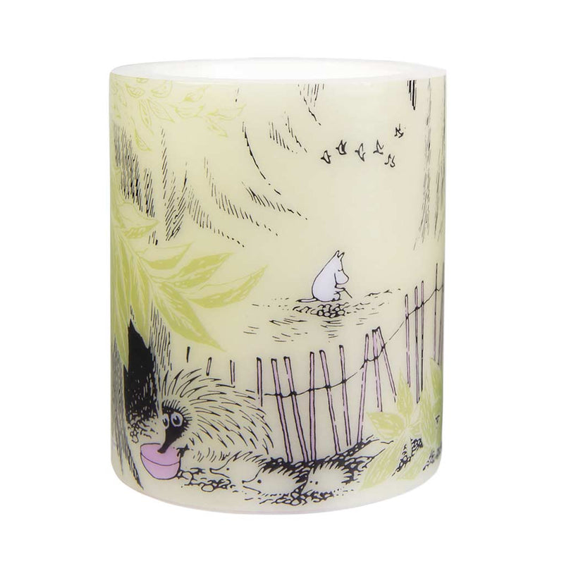 Moomin Candle In the Wild 12cm