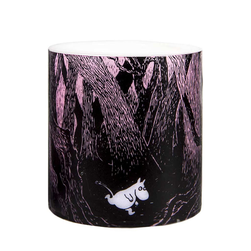 Moomin Candle The Rush 8cm