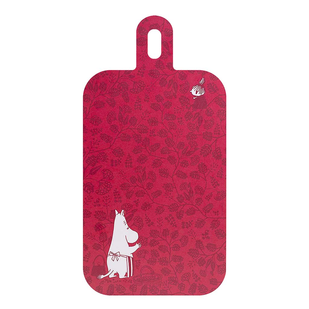 Moomin Chop & Serve Board 23X44 Moominmamma