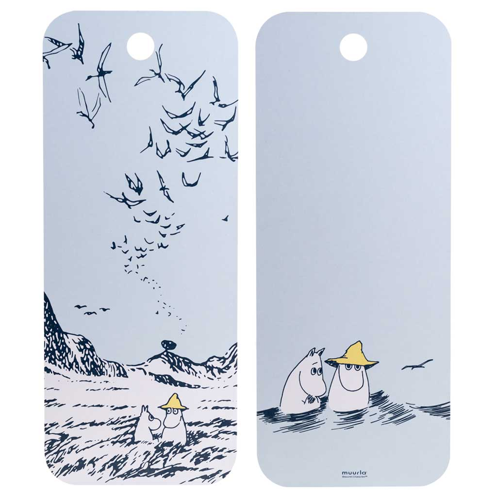 Moomin Chop & Serve Board 18X44 Lighthouse Island
