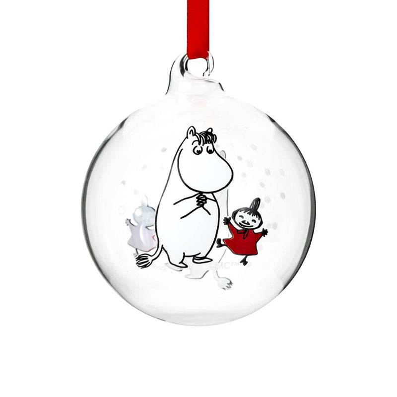 Moomin Christmas Bauble Snorkmaiden