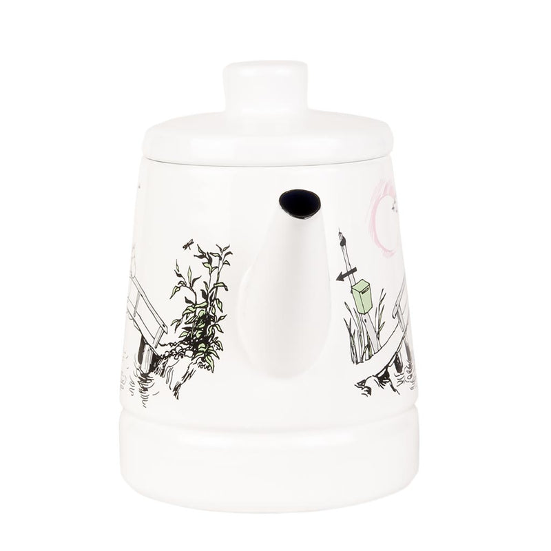 Moomin Enamel Coffee Pot Missing You 1,6L
