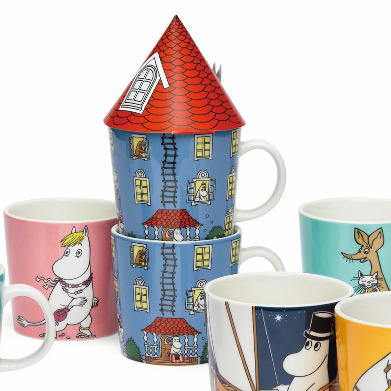 Moomin House Moomin Mug by Arabia