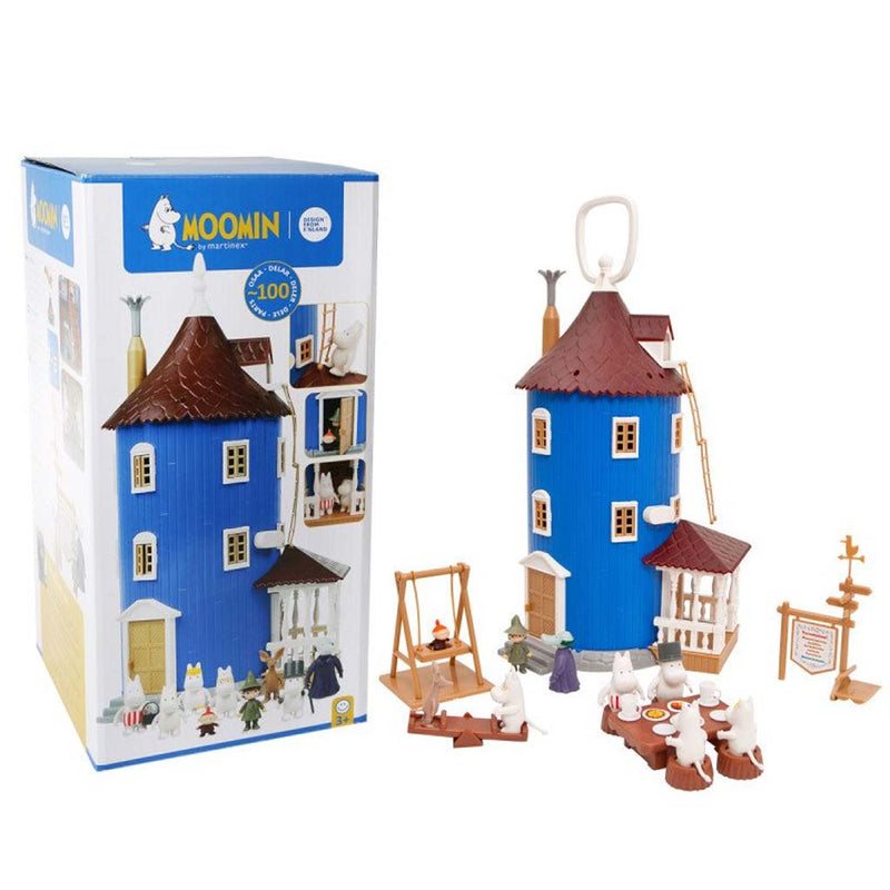 Moomin house toy