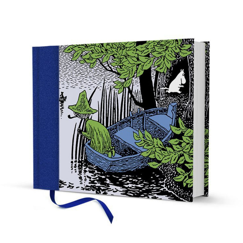 Moomin A5 Hardcover Notebook Escape