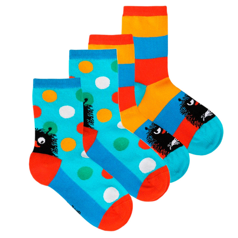 Moomin Socks Stinky 2-pack