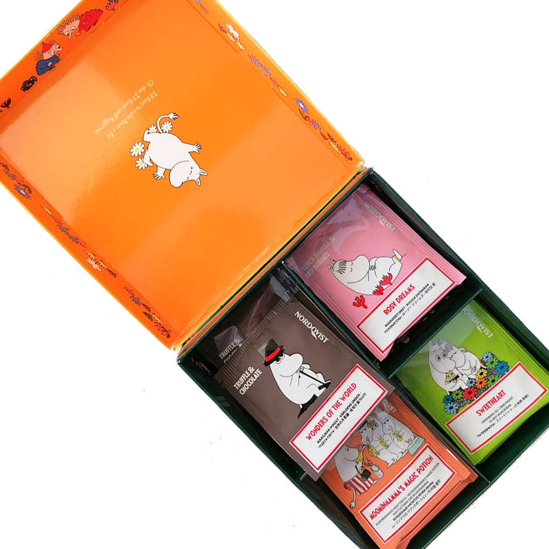 Moomin Tea Gift Box Besties