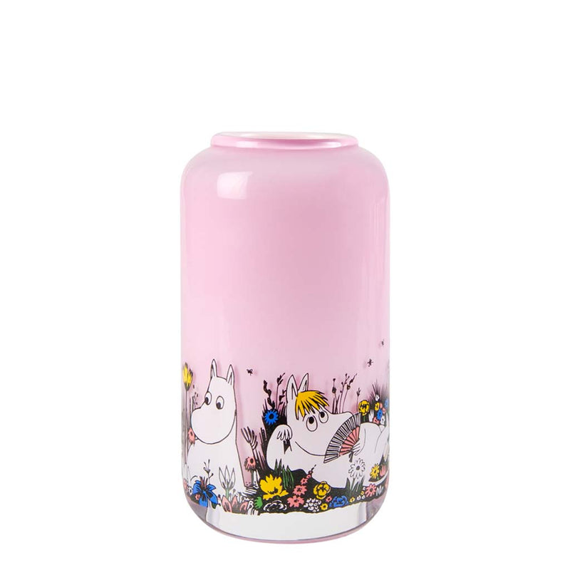 Moomin Glass Vase Small